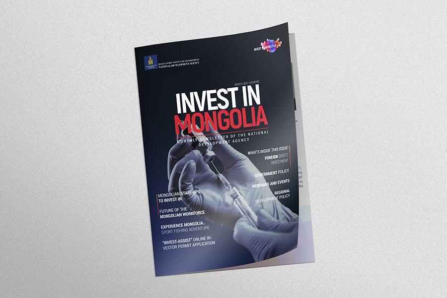Mar Invest in Mongolia Newsletter