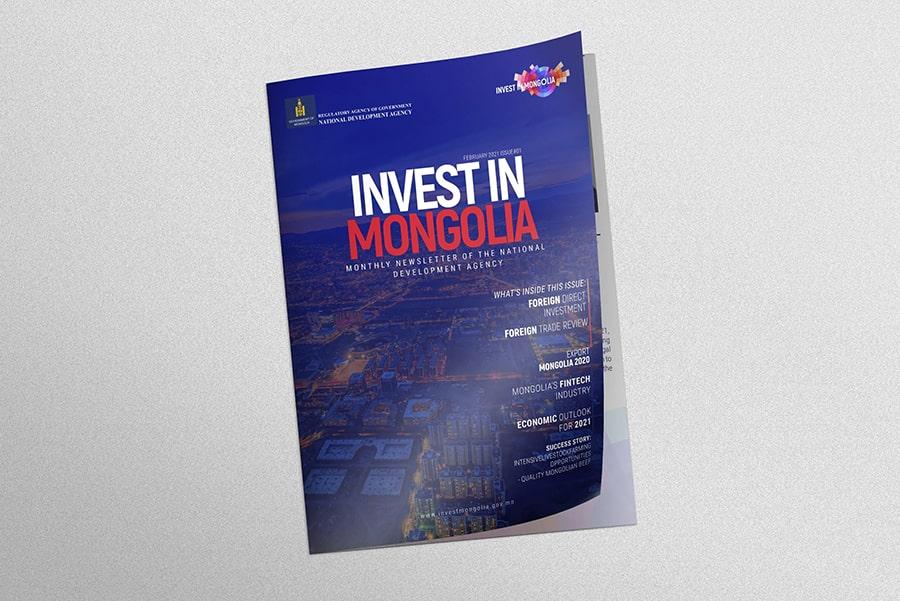 Feb Invest in Mongolia Newsletter